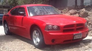 2008 Dodge Charger Se Sedan 4 - Door 3.  5l photo