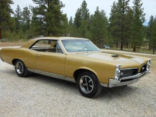1967 Pontiac Gto 400 photo
