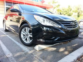 2014 Hyundai Sonata Gls Sedan 4 - Door 2.  4l With / photo