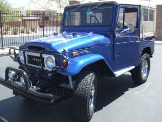 1967 Toyota Fj40 photo