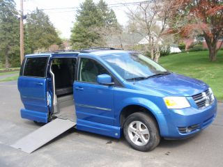 2008 Dodge Grand Caravan Wheelchair Van Accessible Handicap, photo
