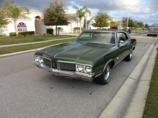 1970 Oldsmobile Cutlass Supreme Base 5.  7l photo
