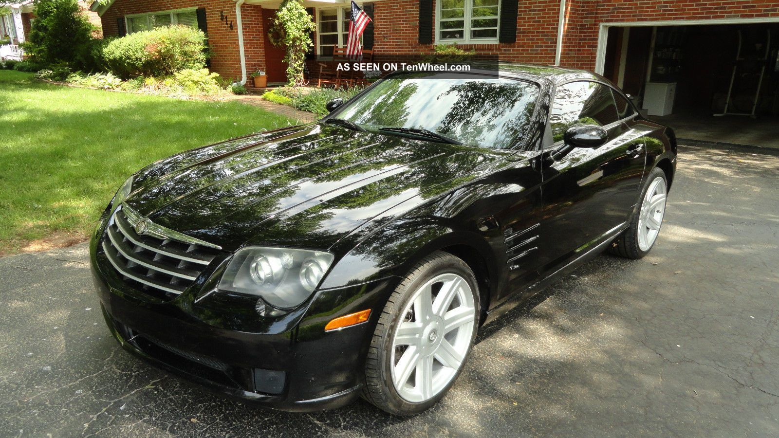 2006 Chrysler Crossfire 2 Dr Coup Crossfire photo