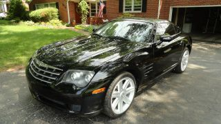 2006 Chrysler Crossfire 2 Dr Coup photo