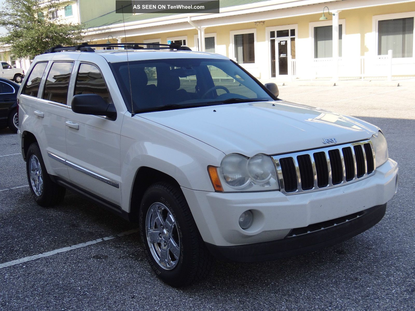 2007 jeep grand cherokee limitd 4x4 3 0 diesel florida car clear title. Black Bedroom Furniture Sets. Home Design Ideas