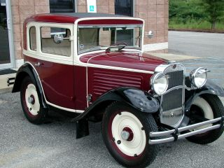 1930 American Austin Coupe,  Bantam,  Austin photo