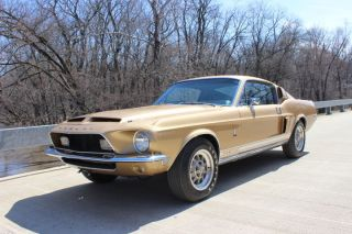 1968 Shelby Gt500 Fastback - 428 / 360 Hp Automatic photo