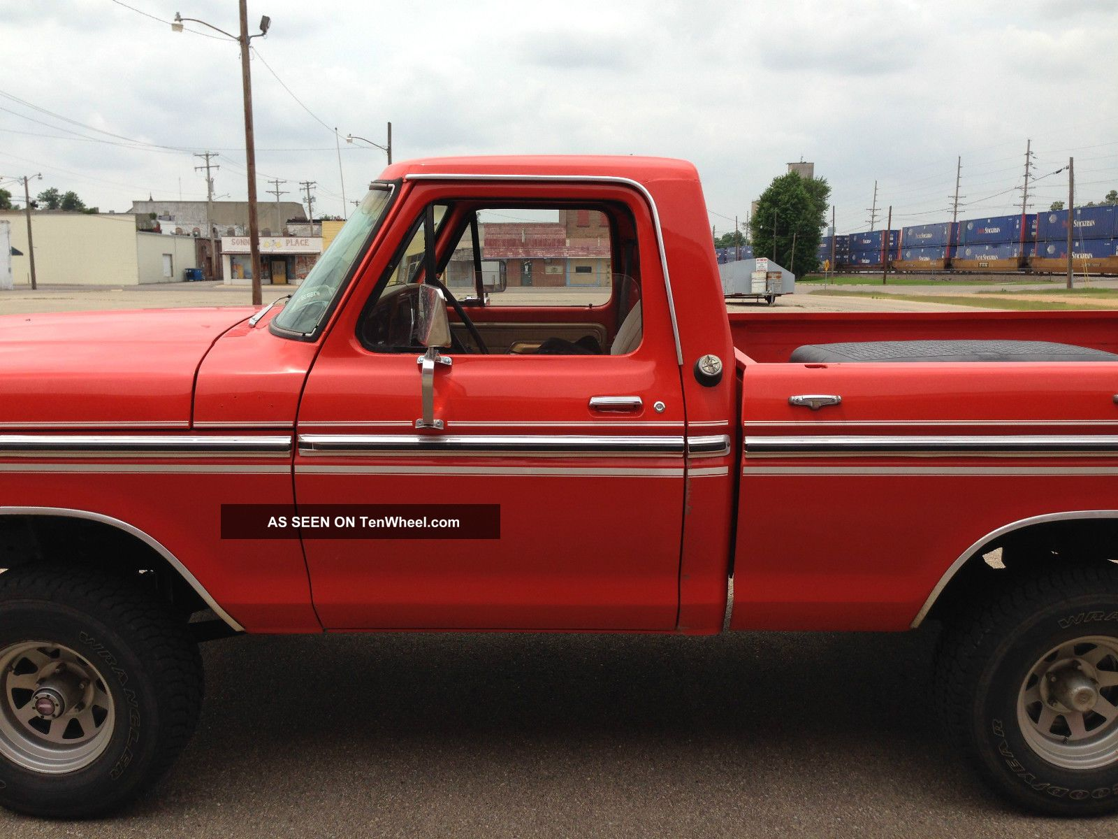 F X Short Bed Lgw on 1977 Dodge Power Wagon Specs