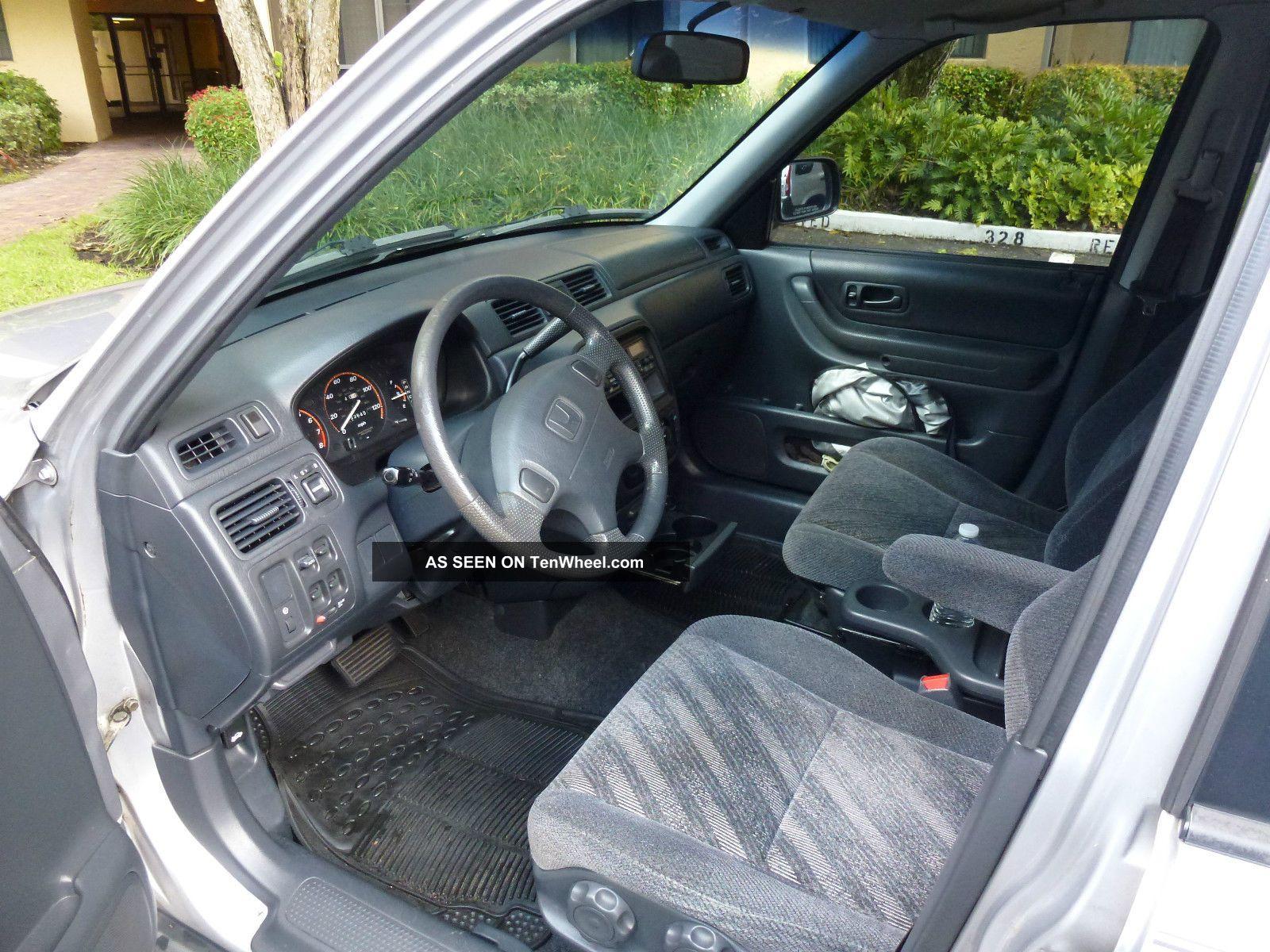 2001 Honda Cr V 4x4 Only 123 500miles
