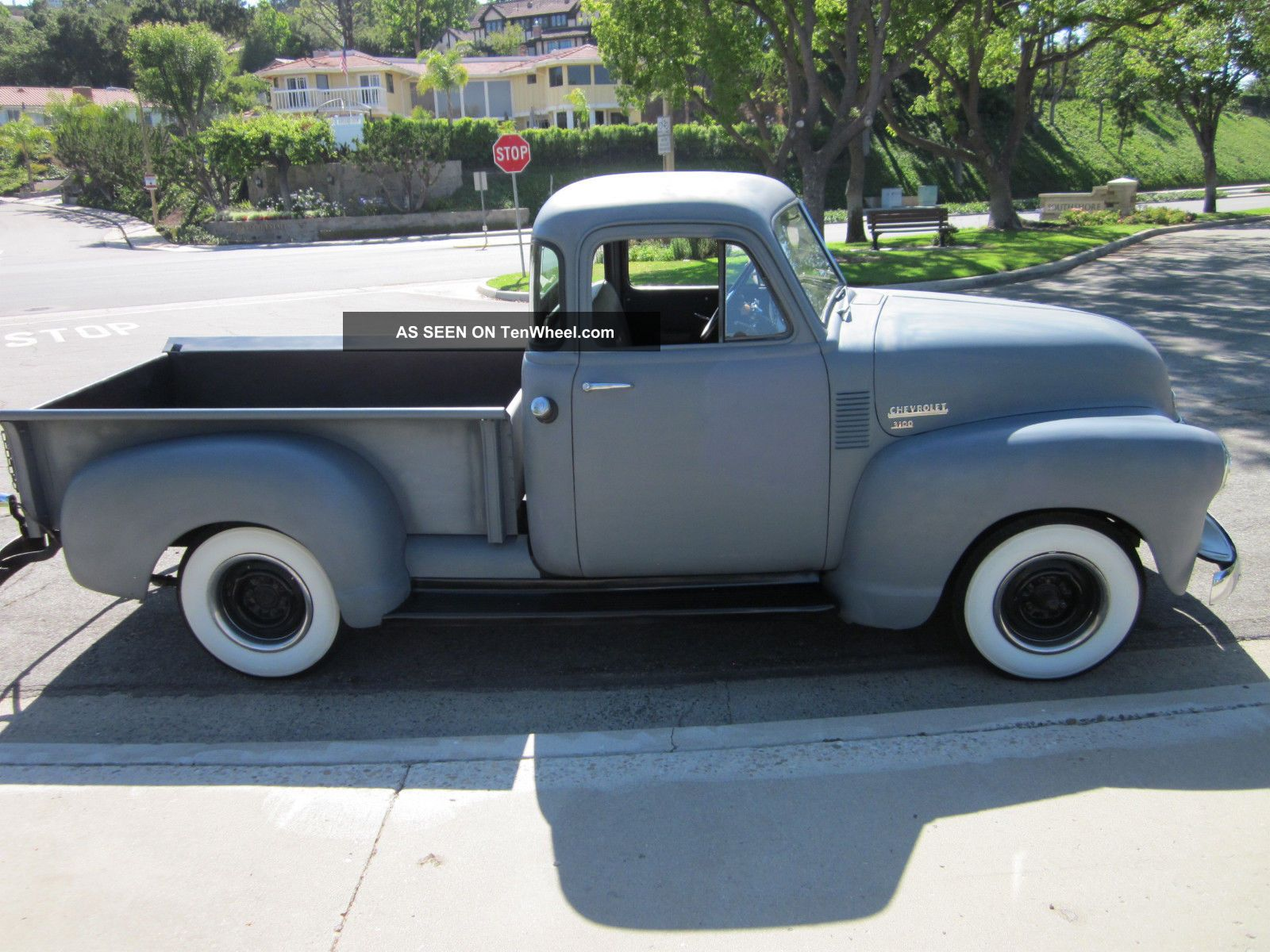 1953 chevy 3100 5 window completely