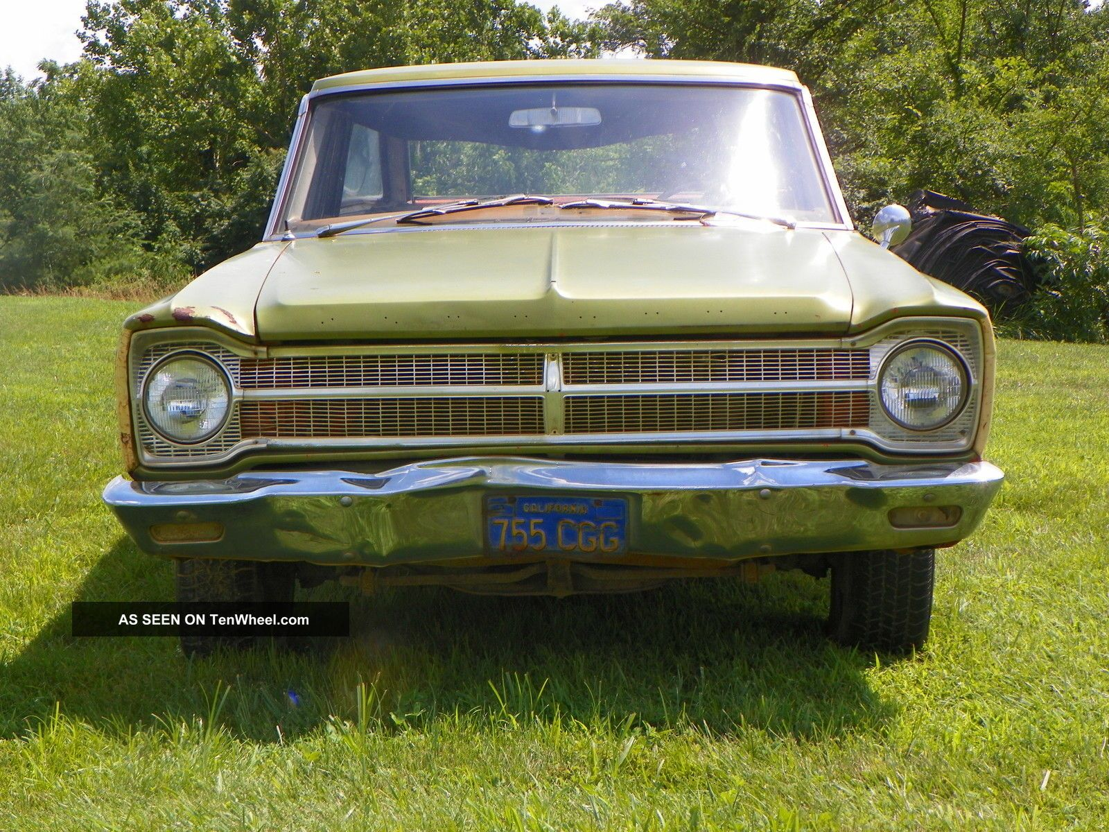 1965 Plymouth Belvedere Station Wagon Other photo