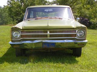 1965 Plymouth Belvedere Station Wagon photo