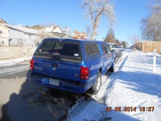 2008 Dodge Dakota Laramie Crew Cab Pickup 4 - Door 4.  7l photo