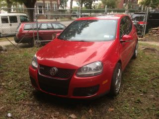 2006 Volkswagen Gti Base Hatchback 2 - Door 2.  0l photo