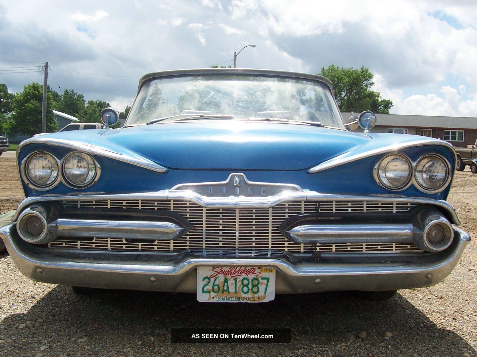1959 Dodge Cornet Coronet photo