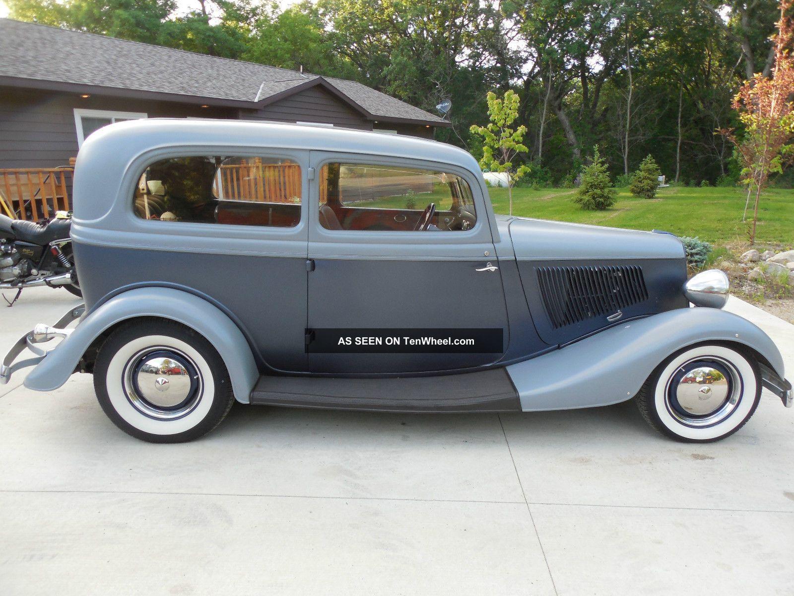 1933 ford tudor sedan streetrod all steel for 1933 ford 4 door sedan