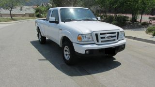 2007 Ford Ranger Sport Extended Cab Pickup 2 - Door 3.  0l photo