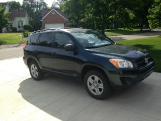 2010 Toyota Rav4 Sport Utility 4 - Door 2.  5l - 3rd Row Seating 28mpg photo
