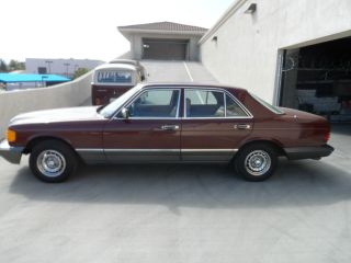 1983 Mercedes 300sd California Doctor It ' S Entire Life photo