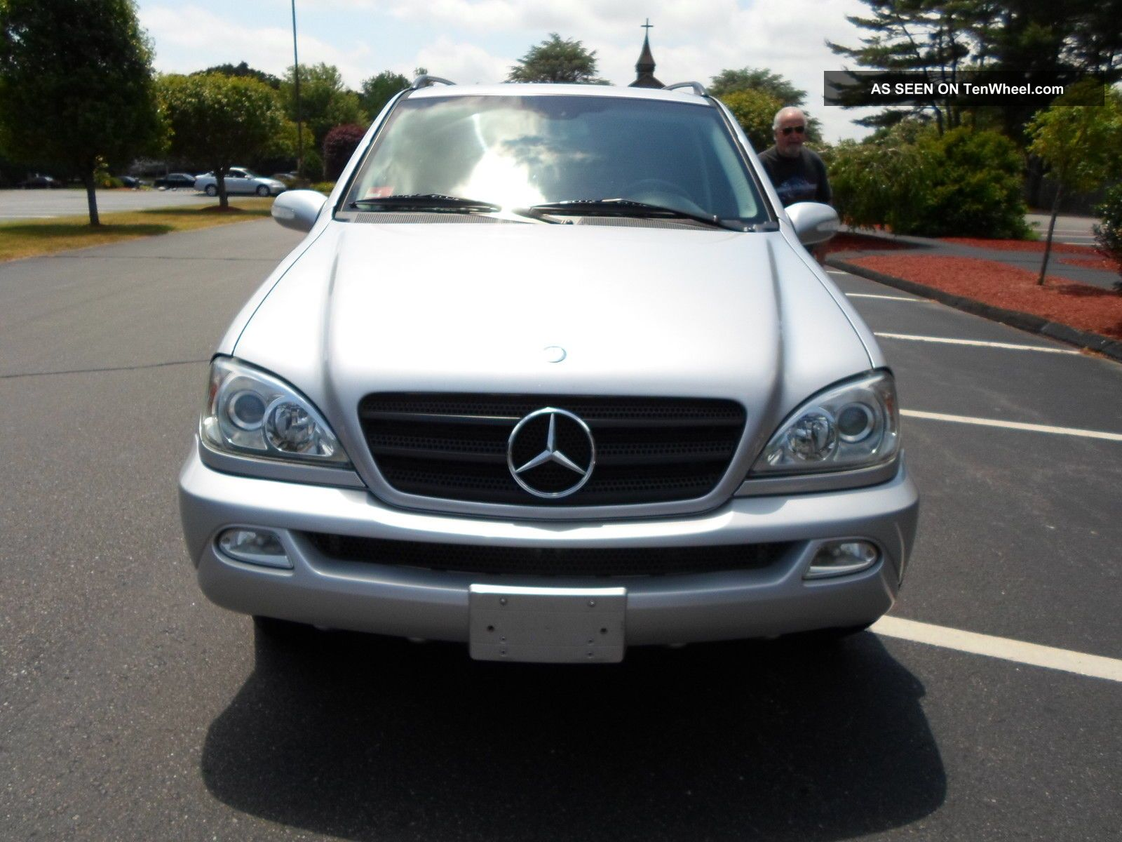 2004 mercedes benz ml350 awd every option. Black Bedroom Furniture Sets. Home Design Ideas