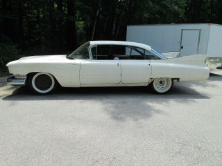 1959 Cadillac Deville Base Sedan 4 - Door 6.  4l photo