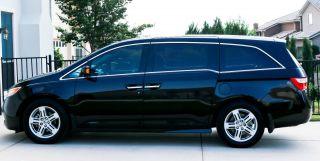 2012 Honda Odyssey Touring Elite Mini Passenger Van photo
