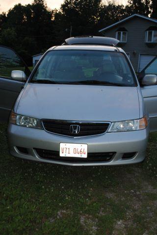 2003 Honda Odyssey Ex - L Mini Passenger Van 5 - Door 3.  5l photo