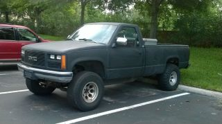1989 Gmc Sierra 1500 4x4 photo