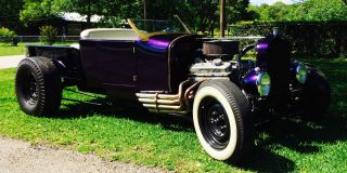 Relist - 1927 Ford Roadster Pick Up Hot Rod Austin,  Texas Speed Shop Custom Build photo