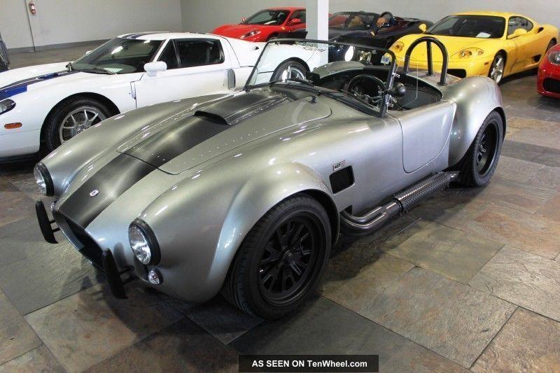1965 Backdraft Cobra 859 Replica/Kit Makes photo