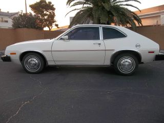 1979 Ford Pinto 3 Door Runabout Hatchback Rare And Classic photo