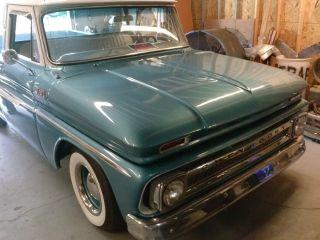 1965 Chevy C 10 photo