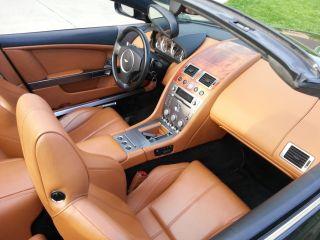 2007 Aston Martin Db9 Volante Full Service Records photo