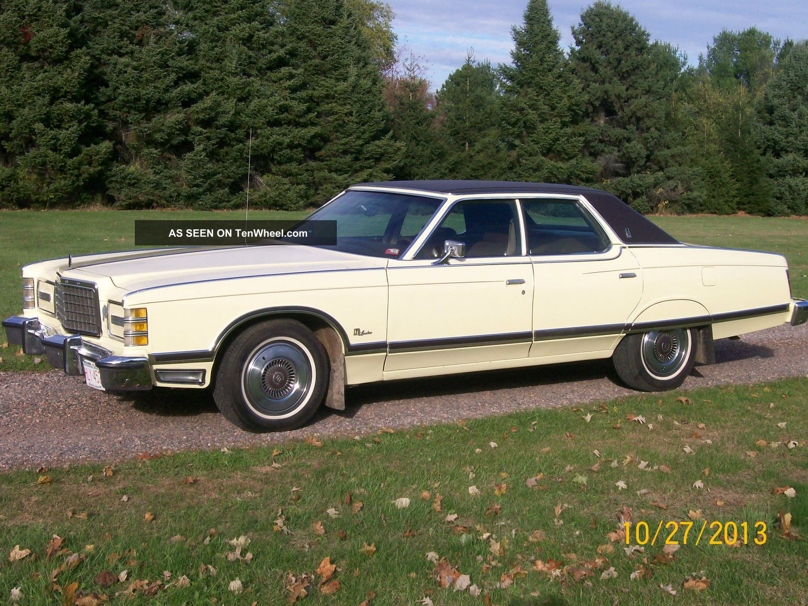 1976 Ford Ltd Landau