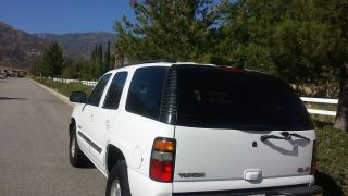2005 Gmc Yukon Sle photo