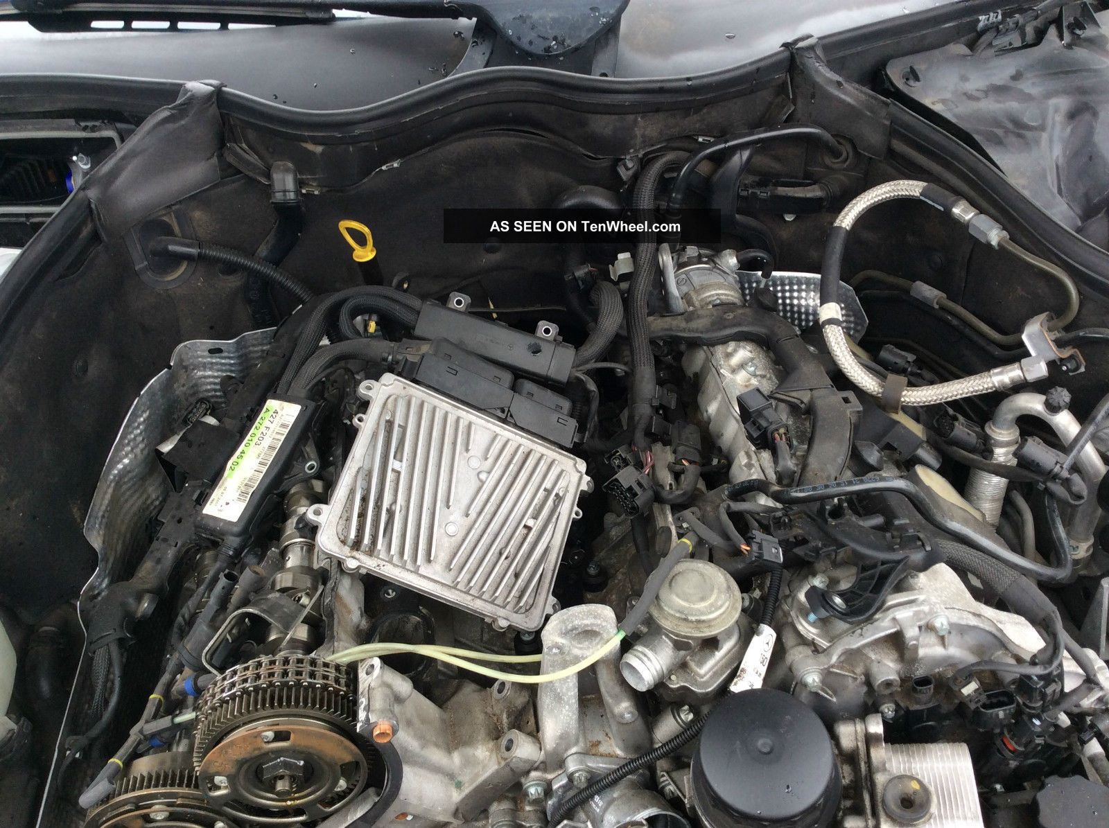 2006 c230 mercedes benz sport rwd with v6 engine for Mercedes benz c230 engine