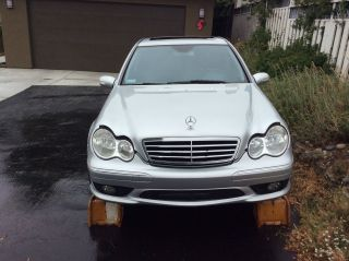 2006 C230 Mercedes - Benz Sport Rwd With V6 Engine photo