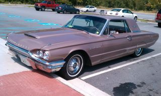 1964 Ford Thunderbird Base Hardtop 2 - Door 6.  4l photo