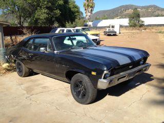 1969 Chevrolet Nova Base 5.  7l photo