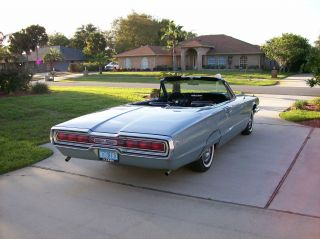 1966 Ford Thunderbird Convertible 2 - Door photo