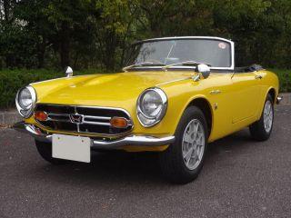 1966 Honda S800 photo