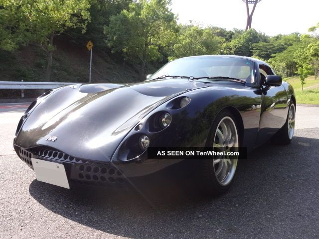 2002y Tvr Tuscan S Other Makes photo