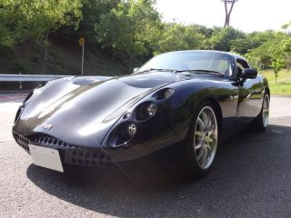 2002y Tvr Tuscan S photo