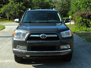 2011 Toyota 4runner Sr5 Sport Utility 4 - Door 4.  0l photo