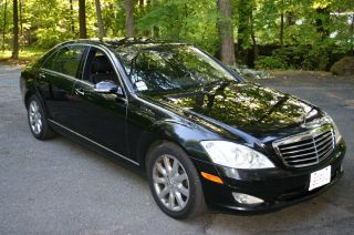 2007 Mercedes - Benz S550 Night Vision photo