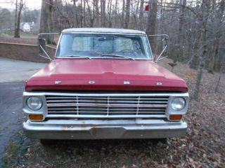 1968 Ford F250 Restoration Project photo
