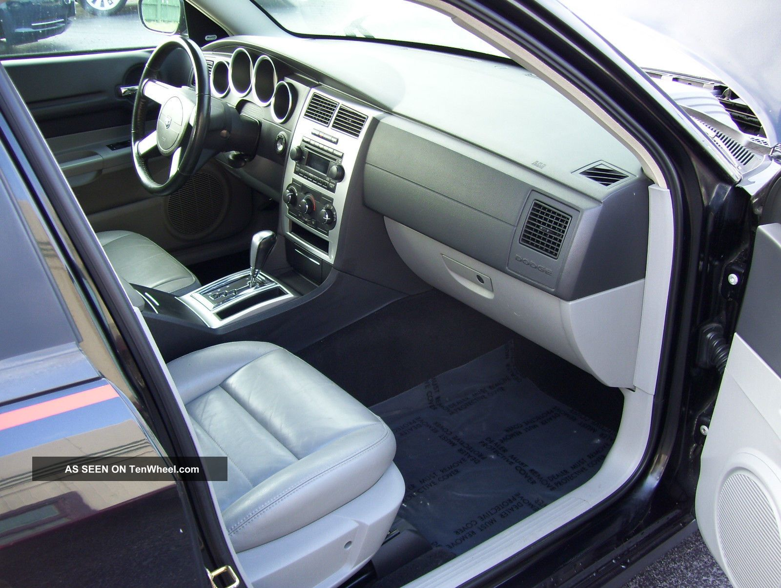 2006 Dodge Magnum R T Wagon 4 Door 5 7l