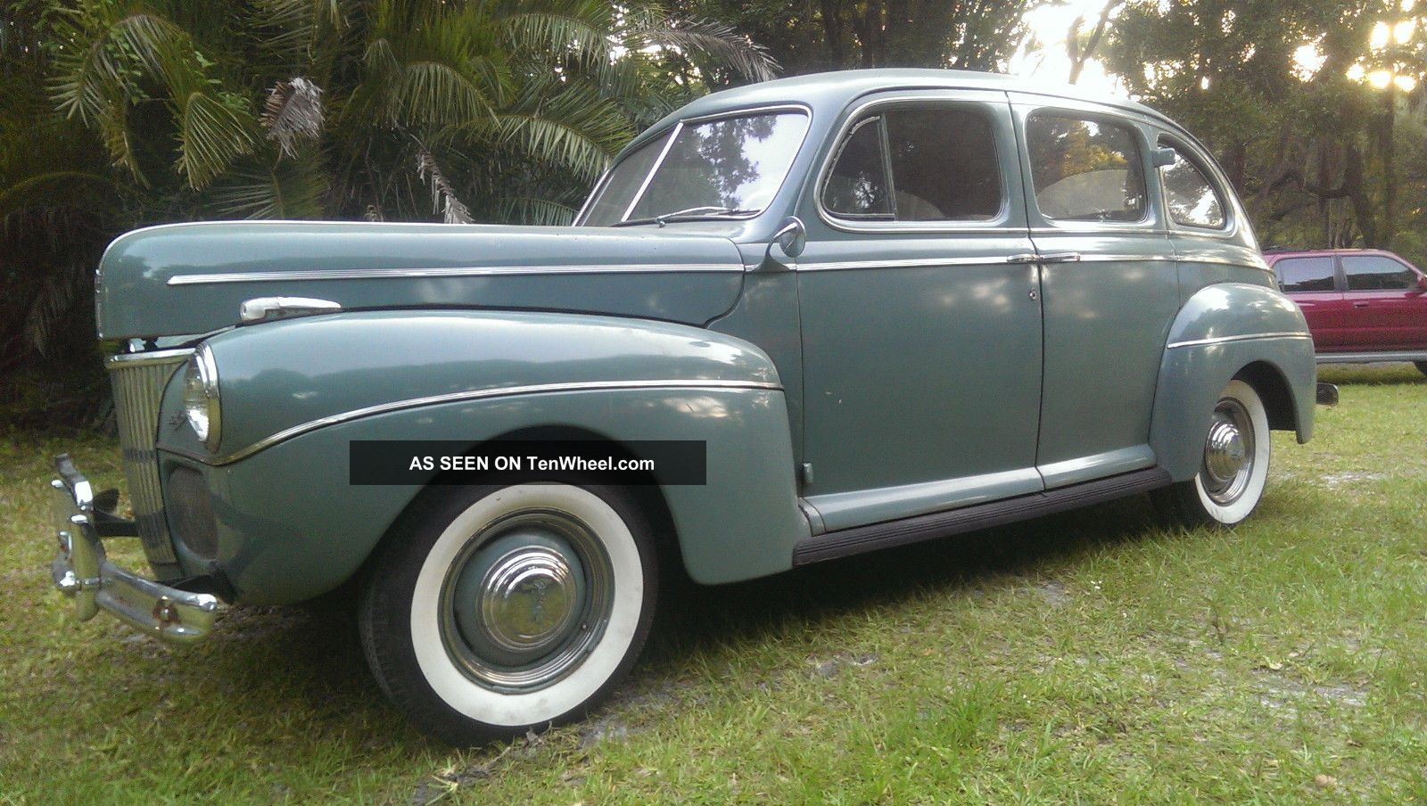 1941 ford deluxe 4 door sedan like sitting in a time capsule for 1941 chevy 4 door sedan