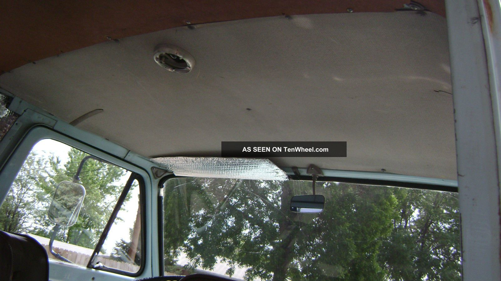 ford econoline van runs drives stops great