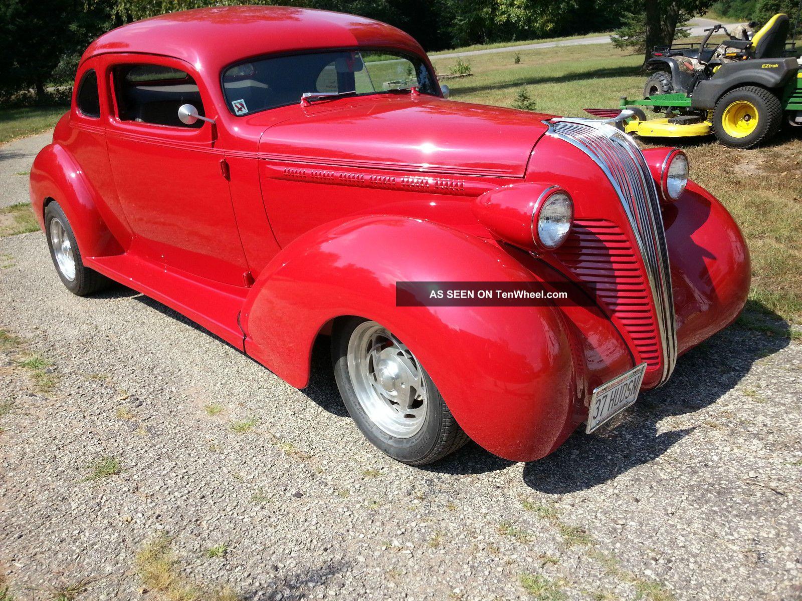 1937,  Hudson,  Terraplane,  Streetrod,  Hotrod,  Ratrod,  Muscle Other Makes photo